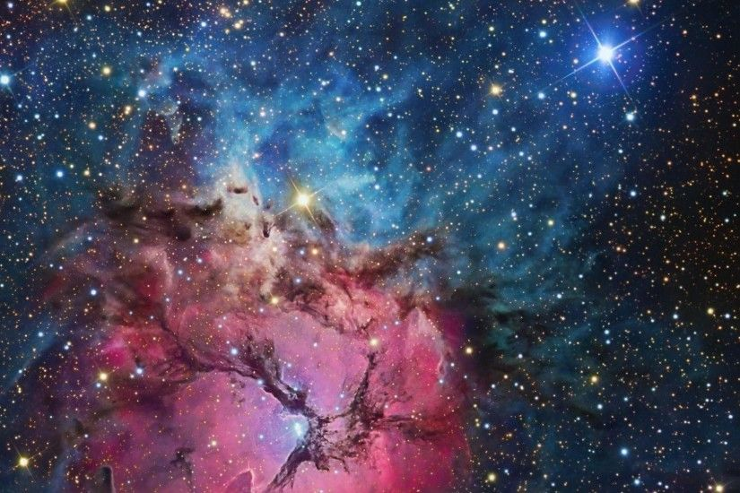 Wallpaper: Pin Desktop Wallpaper Hubble Space Telescope Picture On ..