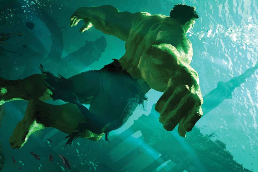 Comics hulk wallpapers HD.