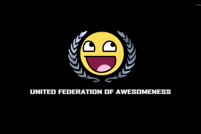 United Federation of Awesomeness wallpaper