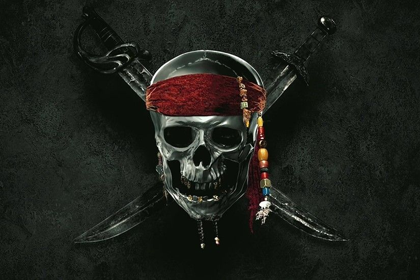 ... 728 Skull HD Wallpapers | Backgrounds - Wallpaper Abyss Pirate Skull  Fire ...