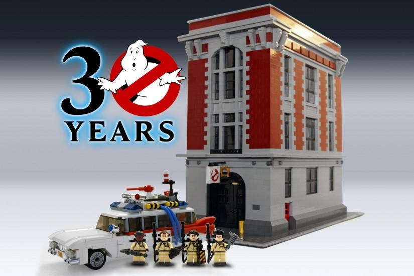 GHOSTBUSTERS action adventure supernatural comedy ghost lego wallpaper |  3200x1800 | 529808 | WallpaperUP