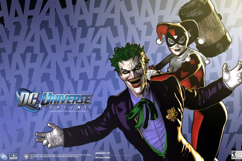 Joker Comic Wallpaper