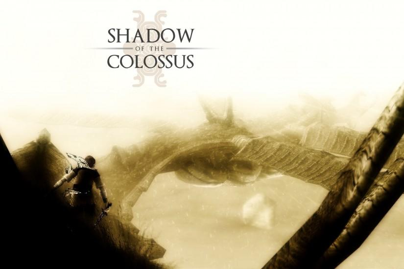vertical shadow of the colossus wallpaper 1920x1200