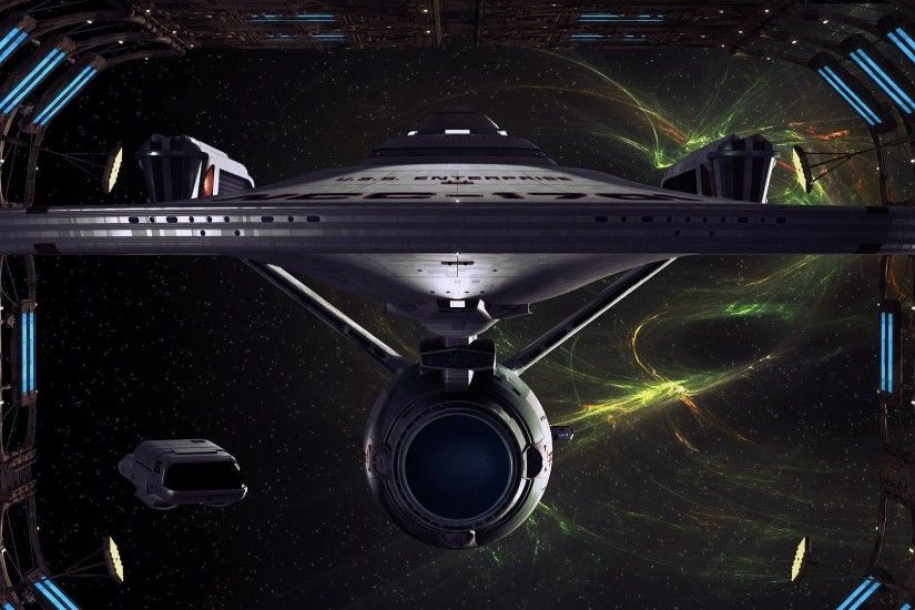 Uss Enterprise Star Trek wallpaper - 911078