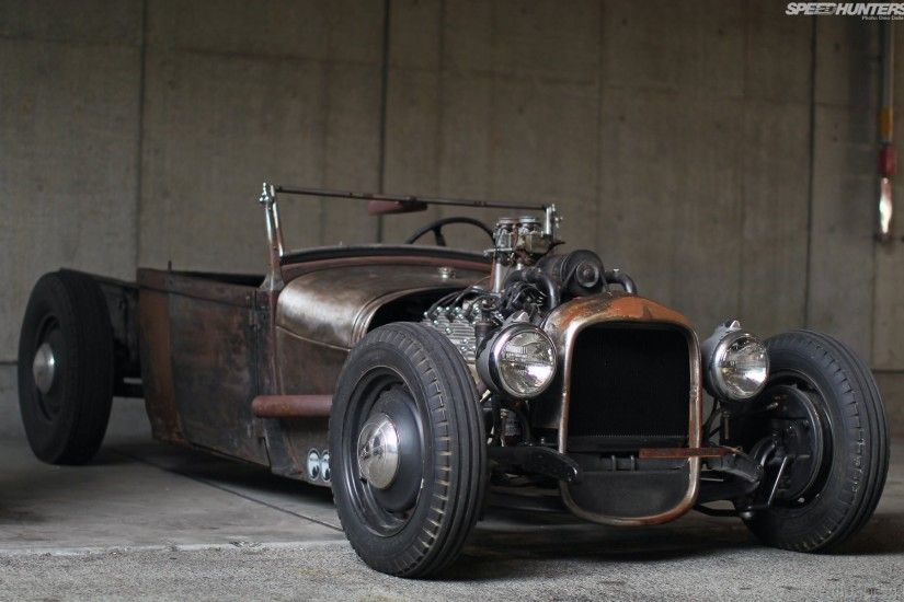 Classic Car Classic Hot Rod Rat Rod Rust HD Wallpaper,cars HD .