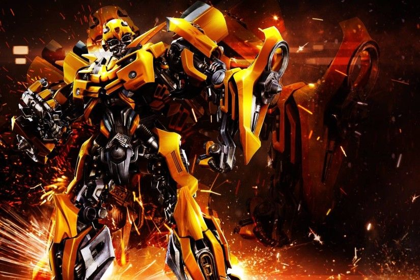 Bumblebee Transformers HD Wallpapers | HD Wallpapers Addict