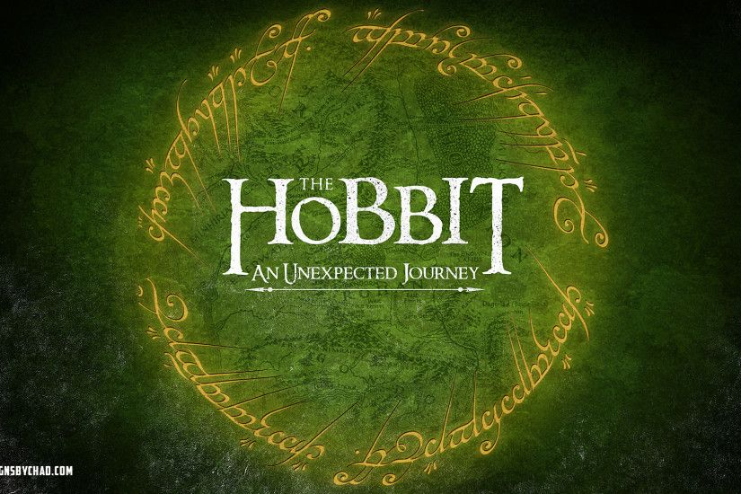 The Hobbit Unexpected Wallpaper by Chadski51 The Hobbit Unexpected Wallpaper  by Chadski51