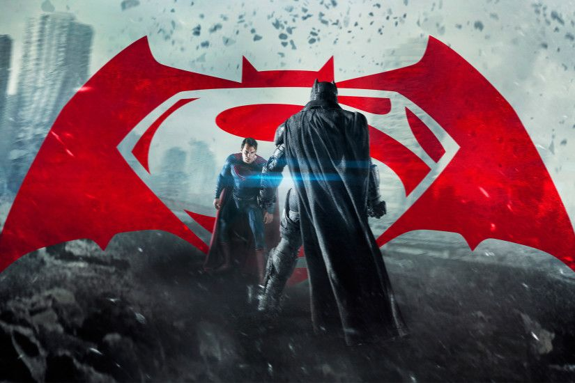 Wallpaper Batman vs Superman, Dawn of Justice, Batman, Superman HD 4K
