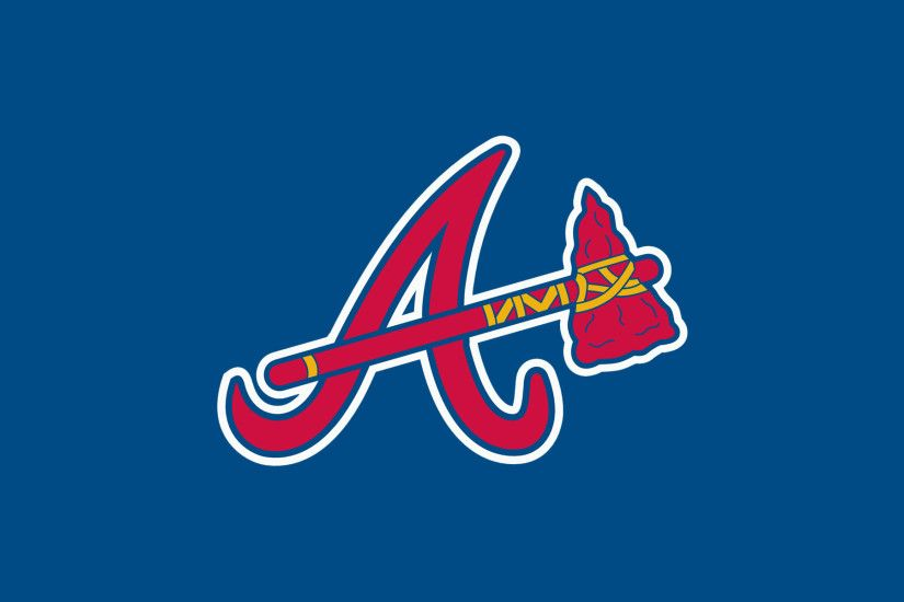 Atlanta Braves Logo Wallpaper 44468