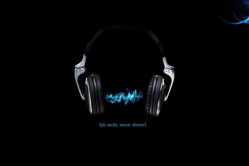 Headphones wallpapers creative