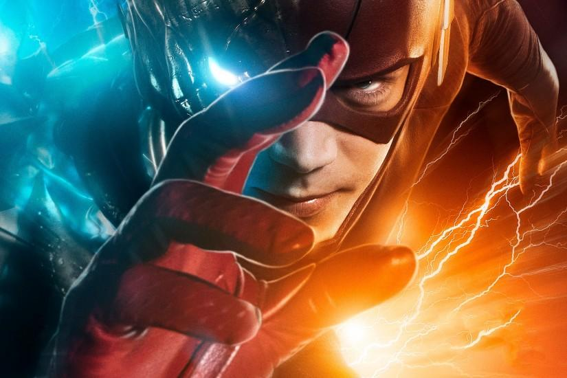 the flash wallpaper 2700x1518 for phones