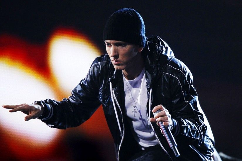 3840x2160 Wallpaper eminem, singer, rapper, hip-hop
