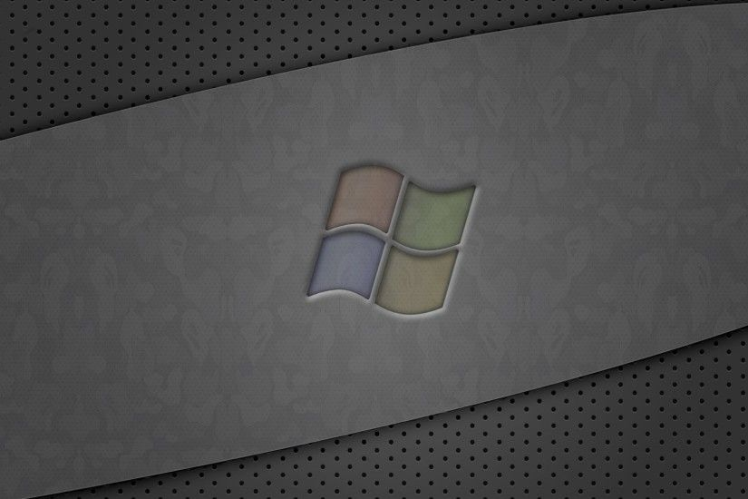 Preview wallpaper windows, logo, gray, green, blue 1920x1080