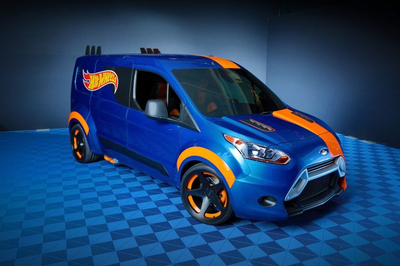 2014 Ford Transit Connect Hot Wheels suv tuning v wallpaper | 2560x1600 |  171111 | WallpaperUP