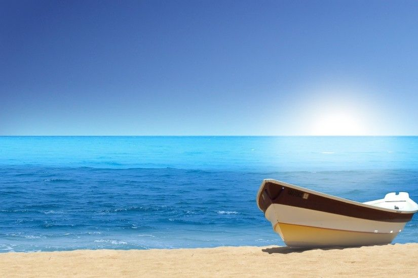 Sunny Day Wallpaper Beaches Nature Wallpapers