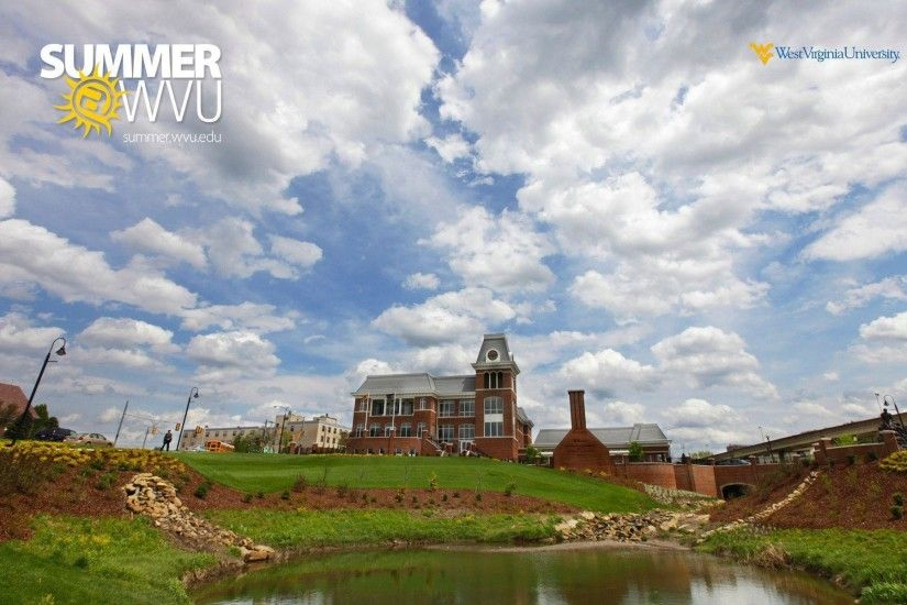 Summer at WVU Wallpapers | West Virginia University