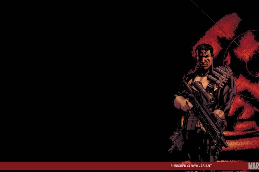 Comics - The Punisher Frank Castle Punisher Wallpaper
