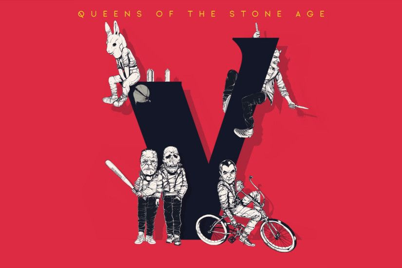 General 1920x1080 Queens of the Stone Age villains