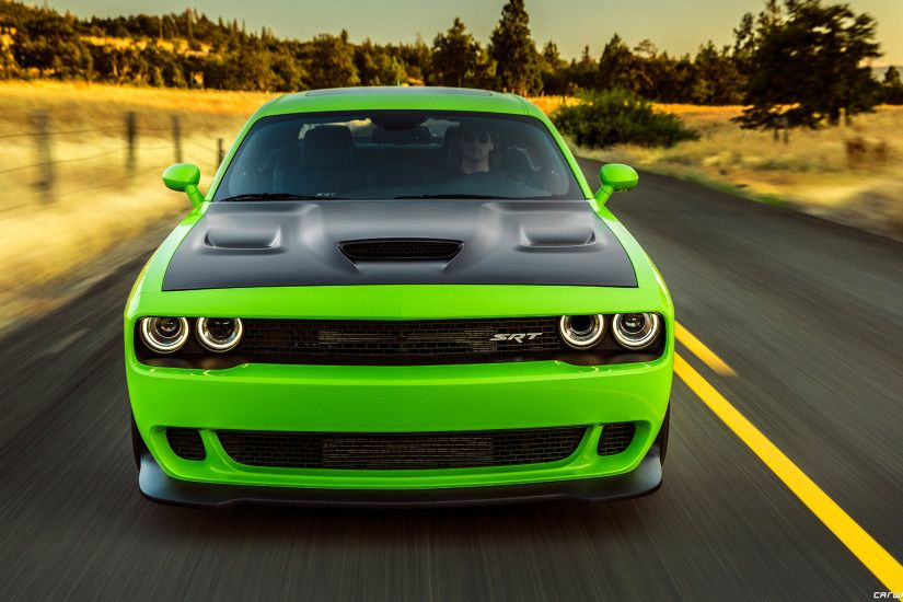 Cars wallpapers Dodge Challenger SRT Hellcat ...