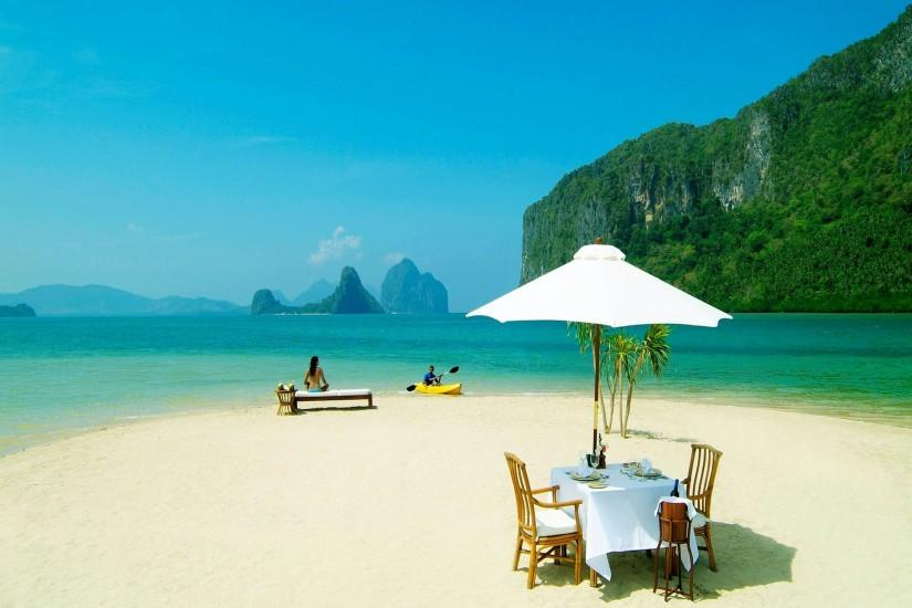 Most Exotic and Relaxing Beach Wallpapers | Travelization