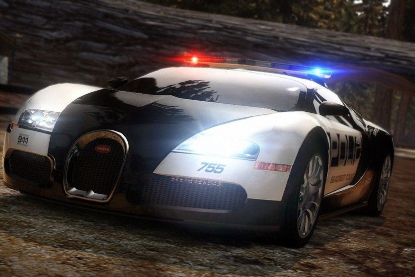 Need for Speed Rivals Police Car HD desktop wallpaper Widescreen