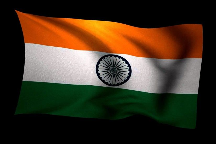 Indian Flag Animated: Indian Flag Wallpaper 2018 ·①