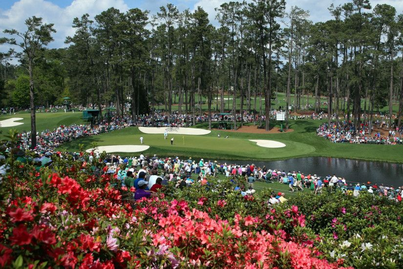 Tough conditions early at the Masters as wind picks up | Golf | Sporting  News