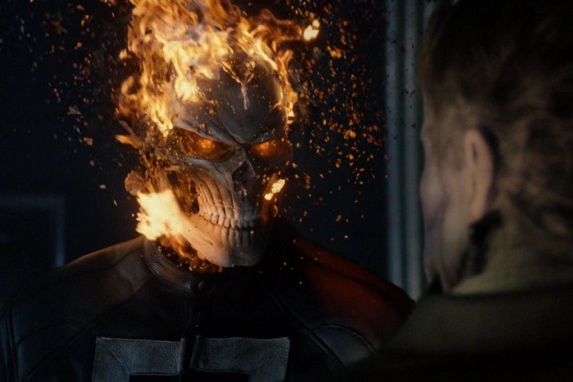 Will Ghost Rider Save The Day In 'Agents Of SHIELD' Season 4 Finale? |  Player.One