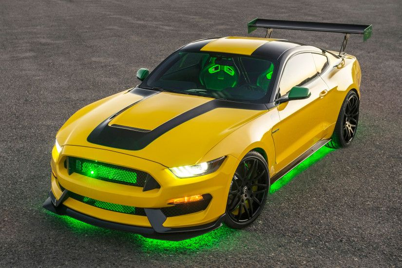 Ford Mustang, Ole Yeller, Shelby GT350, Sports Car