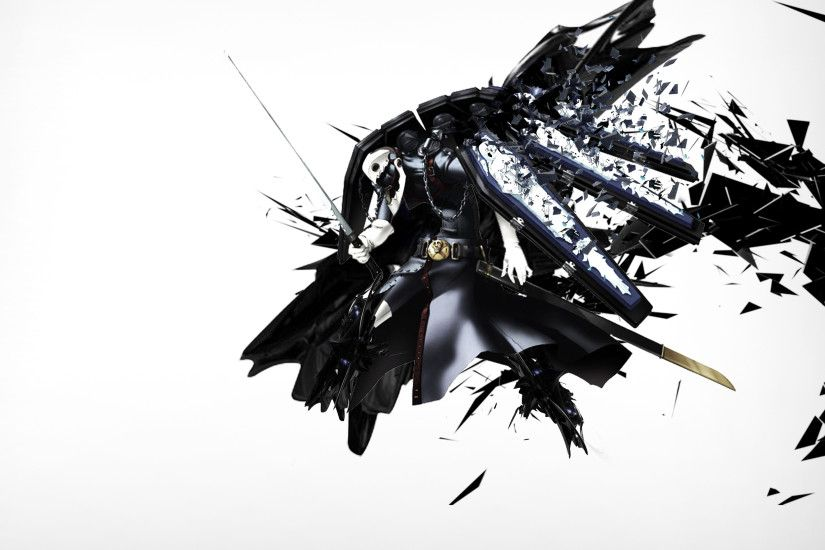 Video Game - Persona Video Game Thanatos (Persona) Wallpaper