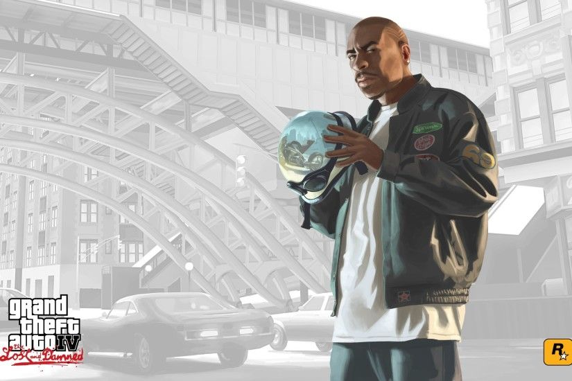 GTA The Lost And Damned Wallpaper GTA IV Games