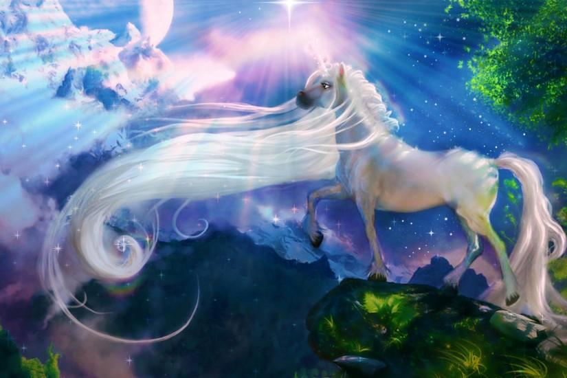 Unicorn fantasy - (#136445) - High Quality and Resolution Wallpapers .