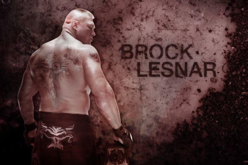 ... Brock Lesnar 2016 HD Wallpaper by DEEVVK