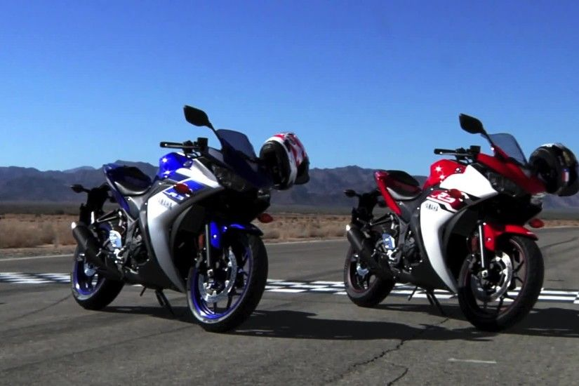 2015 Yamaha YZF-R3 Entry-Level Sportbike Review- First Look Photos- Specs |  Cycle World