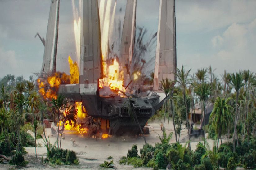 Rogue One: A Star Wars Story screencaps