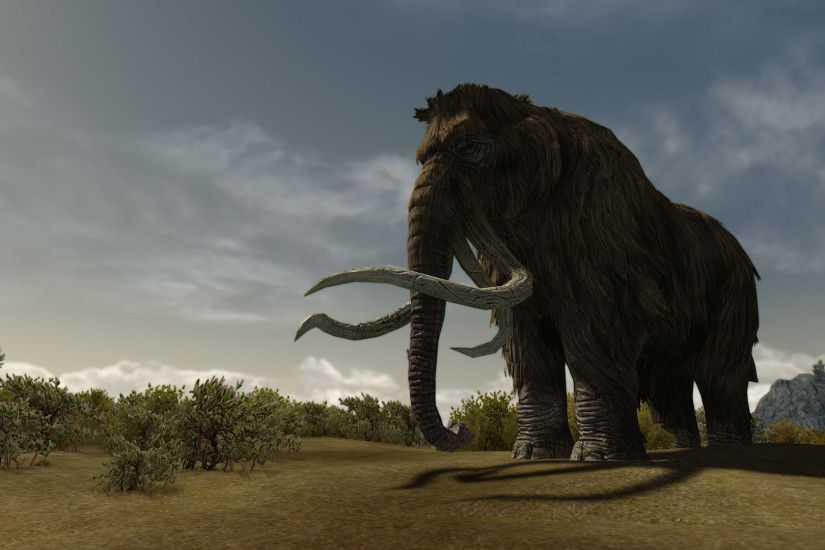 Skyrim Mammoth - Image topics - The Nexus Forums