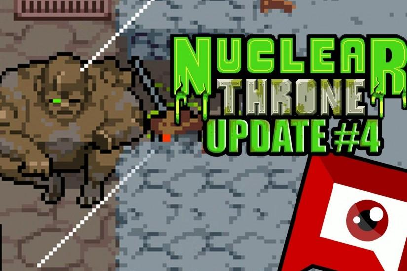 Nuclear Throne (Update #4) - Here Come the I.D.P.D.!