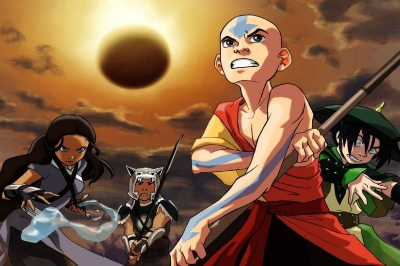 Avatar: The Last Airbender, Aang, Toph Beifong, Katara, Sokka Wallpapers HD  / Desktop and Mobile Backgrounds