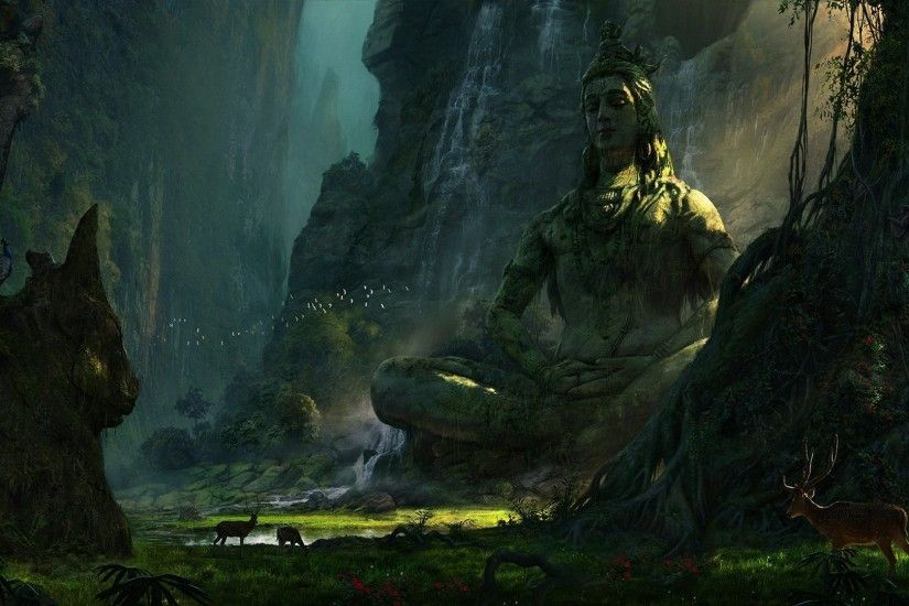 Unexplored Ruins (Lord Shiva).