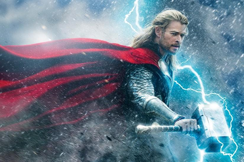 Thor The Dark World. Â«
