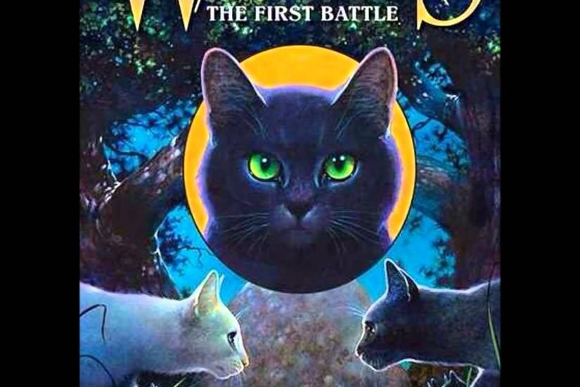 WarriorCats New book 2014 ~First battle