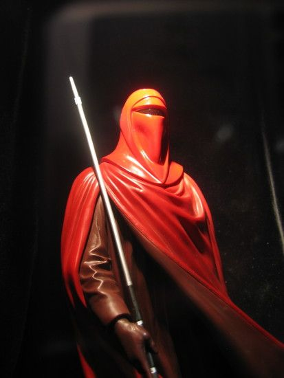 Star Wars Imperial Guard Wallpaper Imperial royal guard statue by