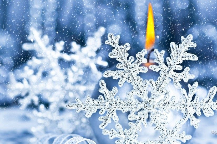 Snowflake Free Vector Art 1920×1080 Snowflake Background (30 .