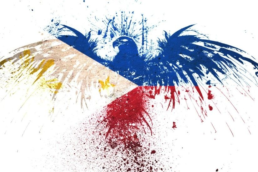 1920x1080 Hawk Flags Philippines White Background Wallpaper - MixHD  wallpapers .
