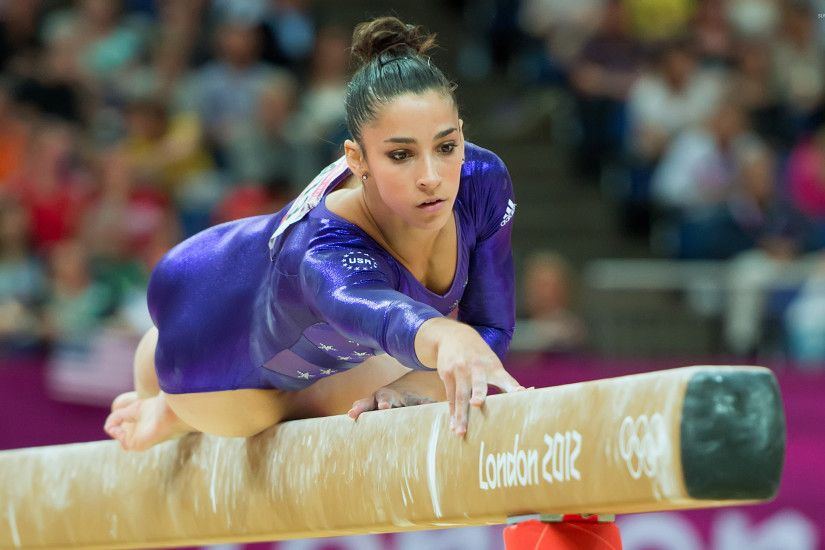 Aly Raisman [2] wallpaper