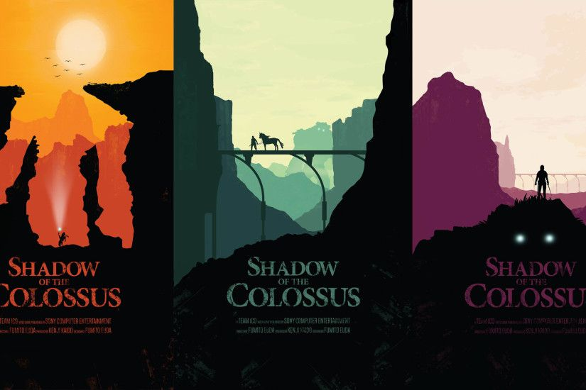 Shadow Of The Colossus 874389