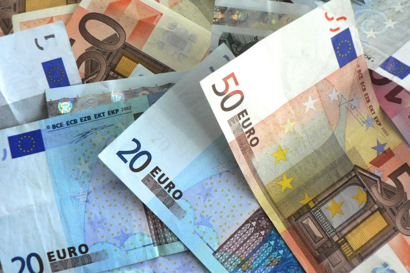 euro currency · Wallpaper DesktopWallpapersStacks Of MoneyBanknoteCash ...