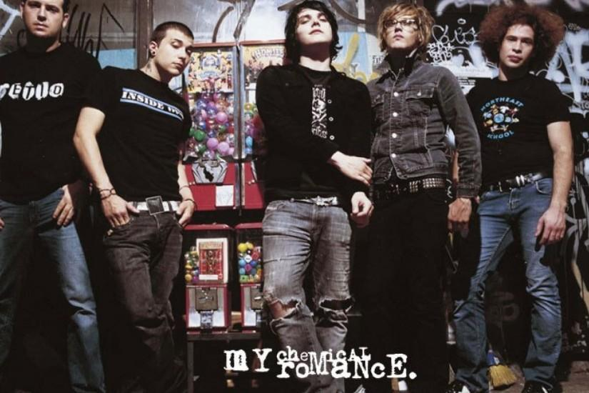 mcr my chemical romance music bands HD Wallpaper wallpaper - (#2350 .
