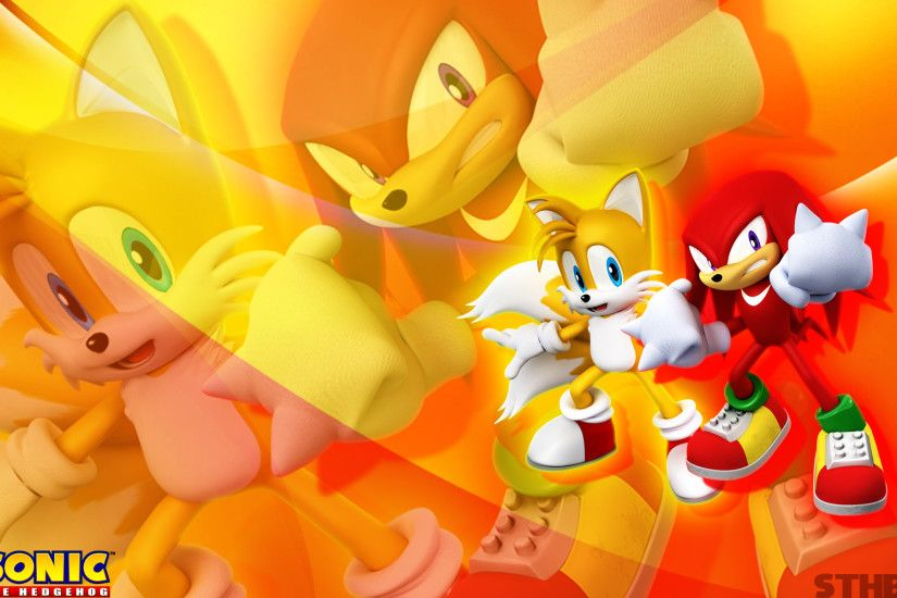 Tails And Knuckles Wallpaper by SonicTheHedgehogBG Tails And Knuckles  Wallpaper by SonicTheHedgehogBG