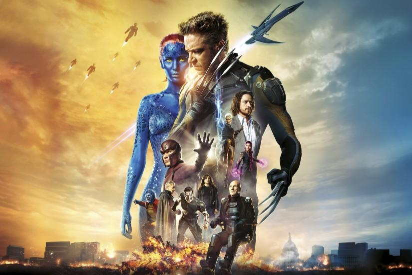 Men Days Of Future Past Movie Wallpapers